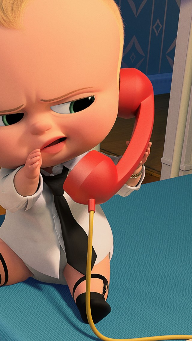 Wallpaper The Boss Baby Baby Best Animation Movies
