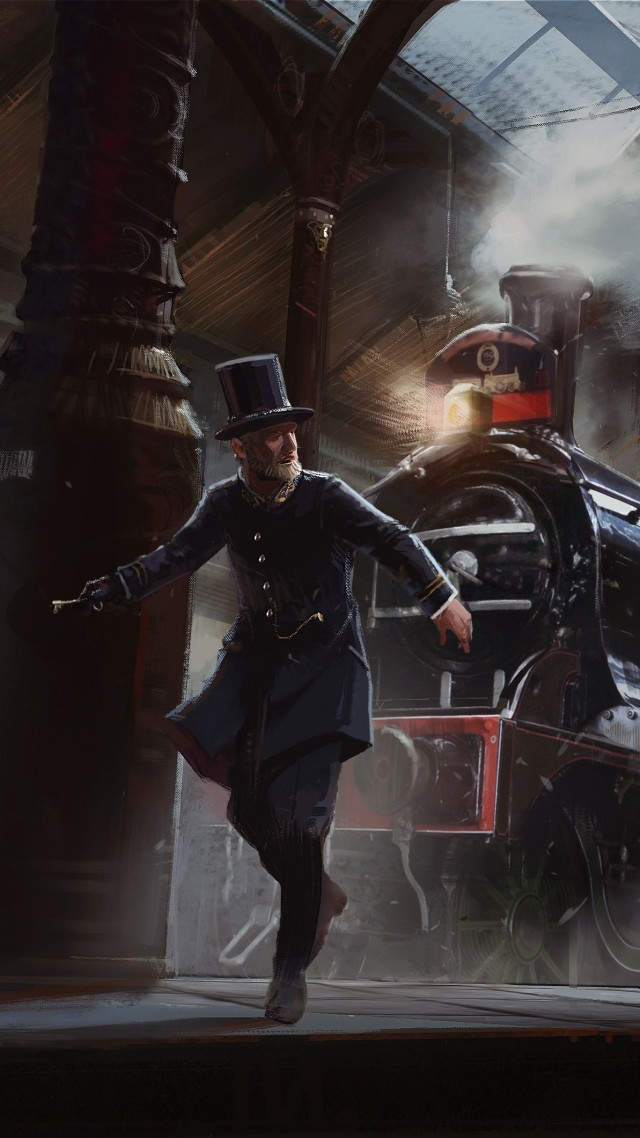 Wallpaper Assassins Creed Syndicate Best Games Sci Fi