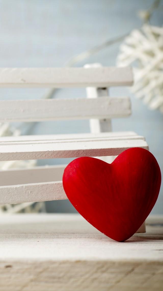 Wallpaper Valentines Day Heart Decorations Romantic
