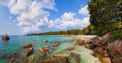 Wallpaper Anse Lazio, Praslin Island, Seychelles, Best ...