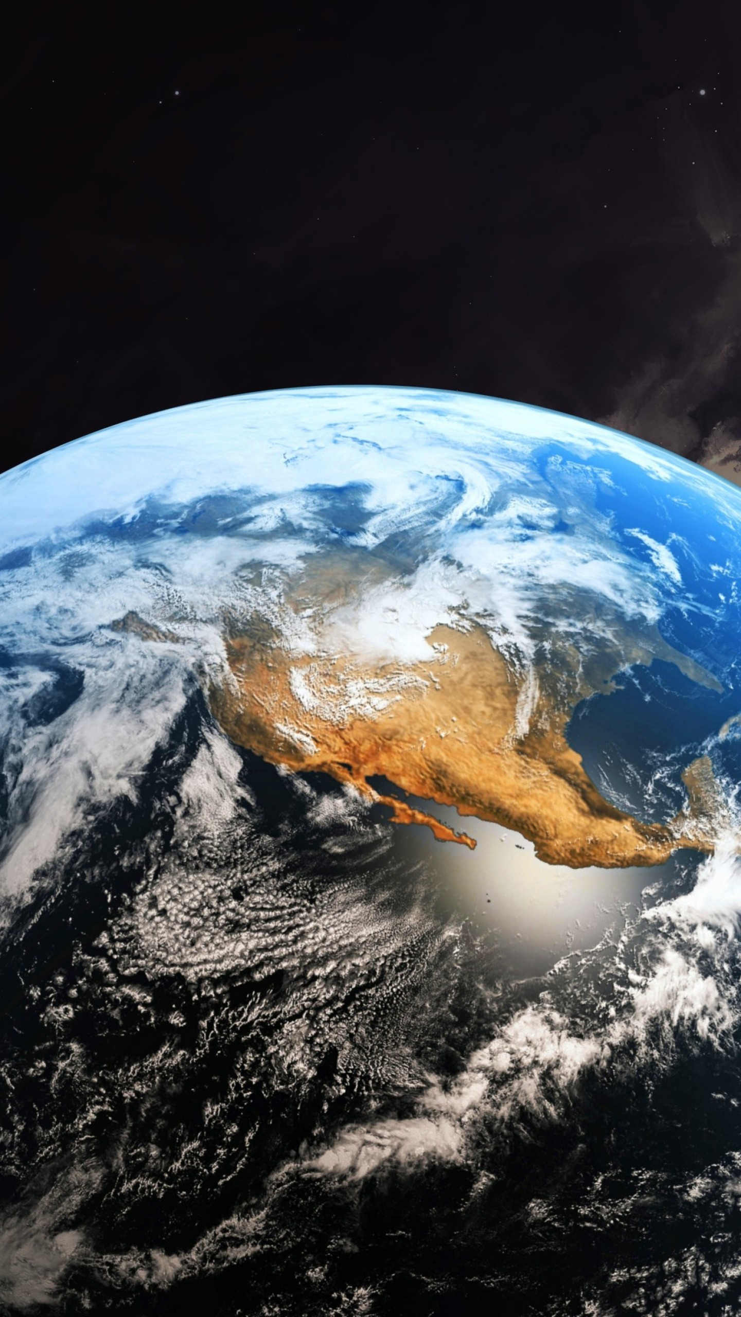 Wallpaper Earth Planet Space Space 10012