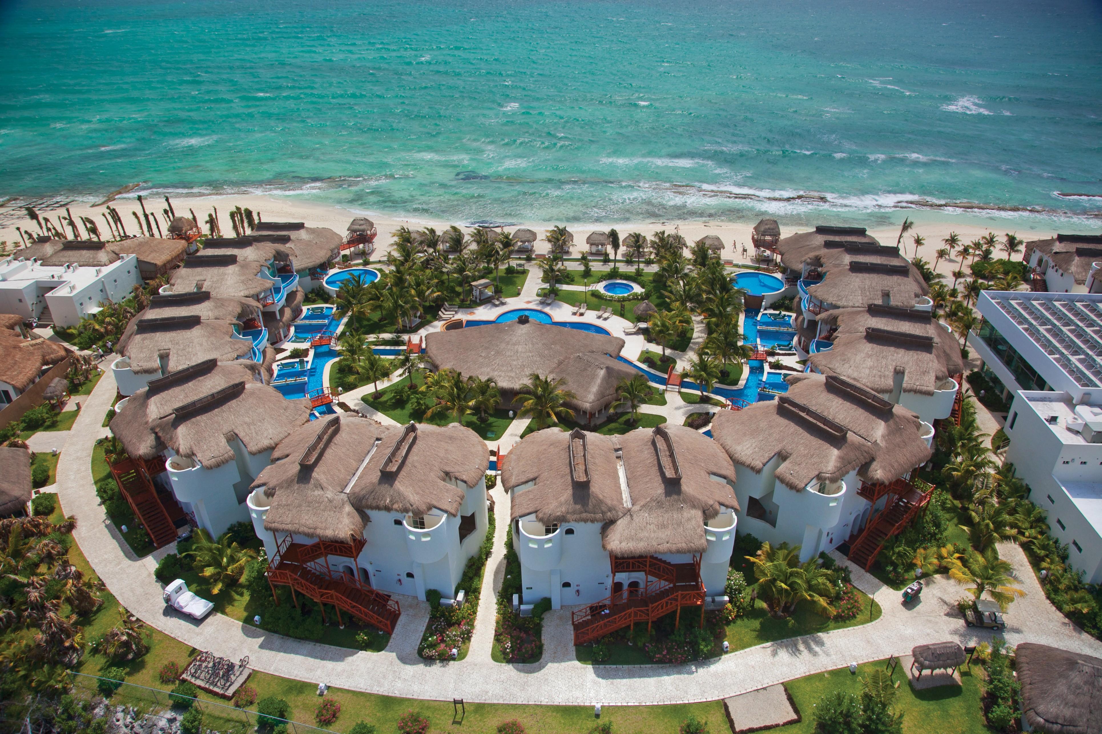 Wallpaper El Dorado Seaside Suites Mexico Best Beaches