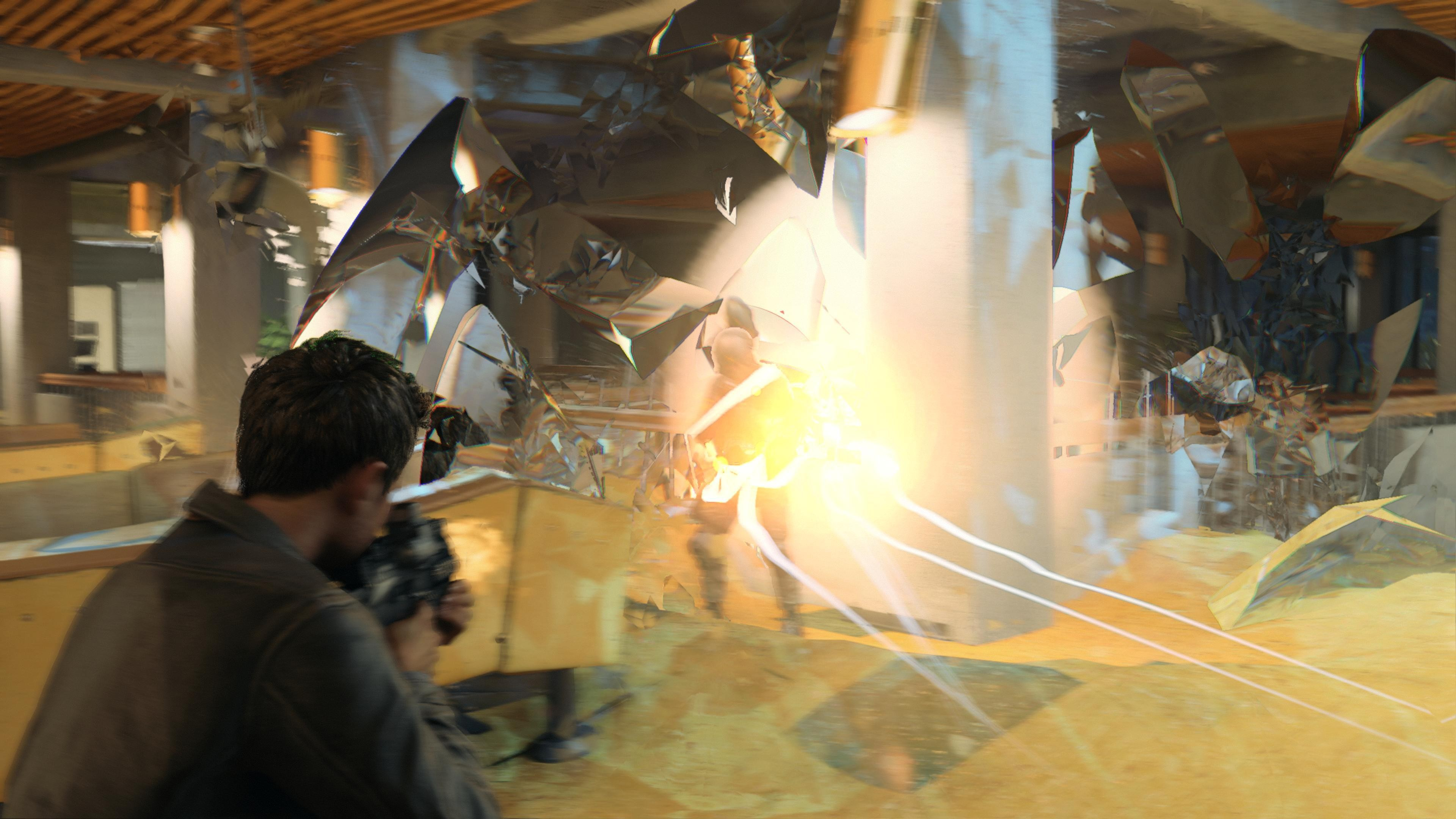 Wallpaper Quantum Break Shooter Xbox One Best Shooter