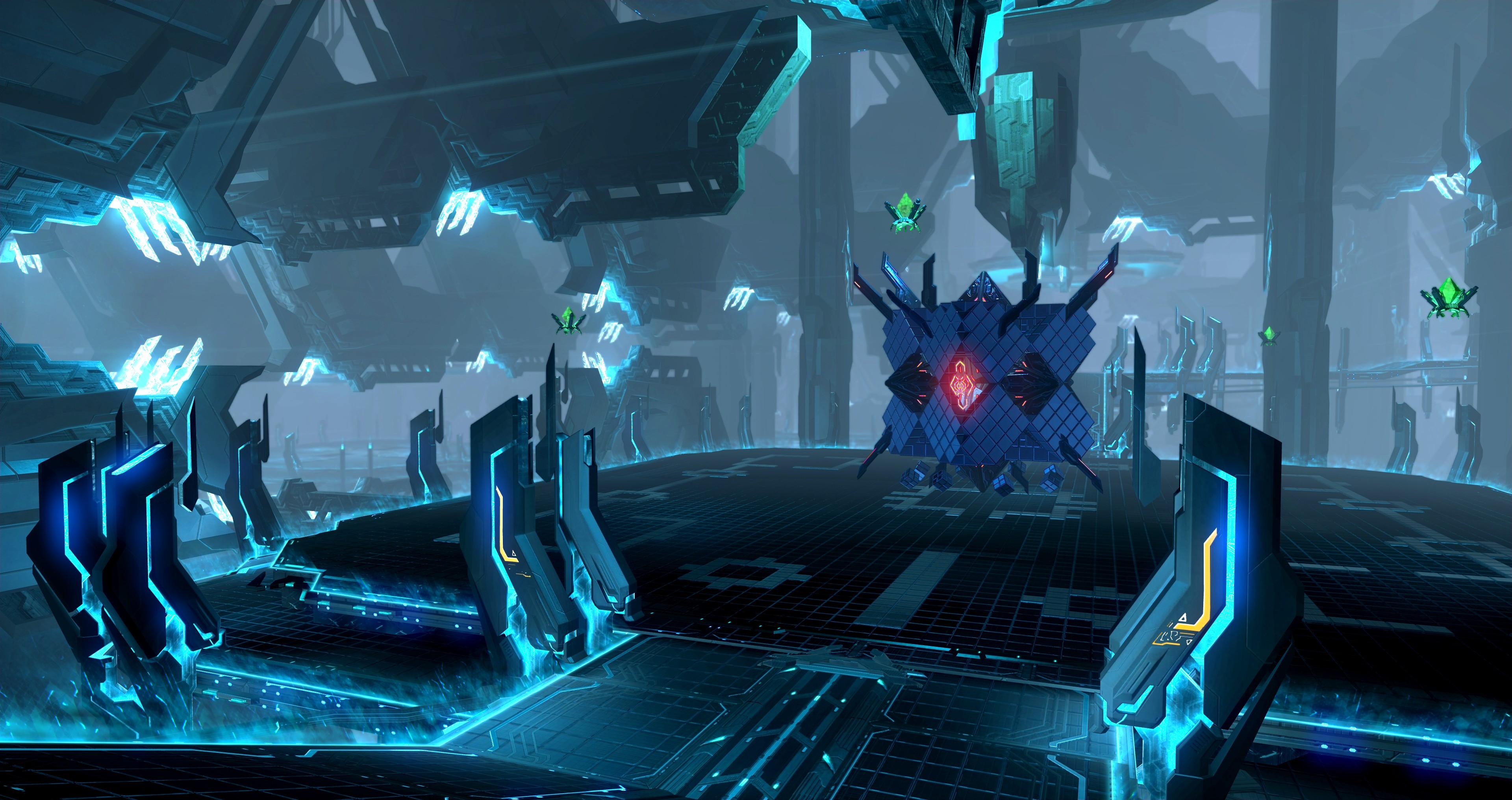 Wallpaper Skyforge Best Games 2015 Game Fantasy MMO