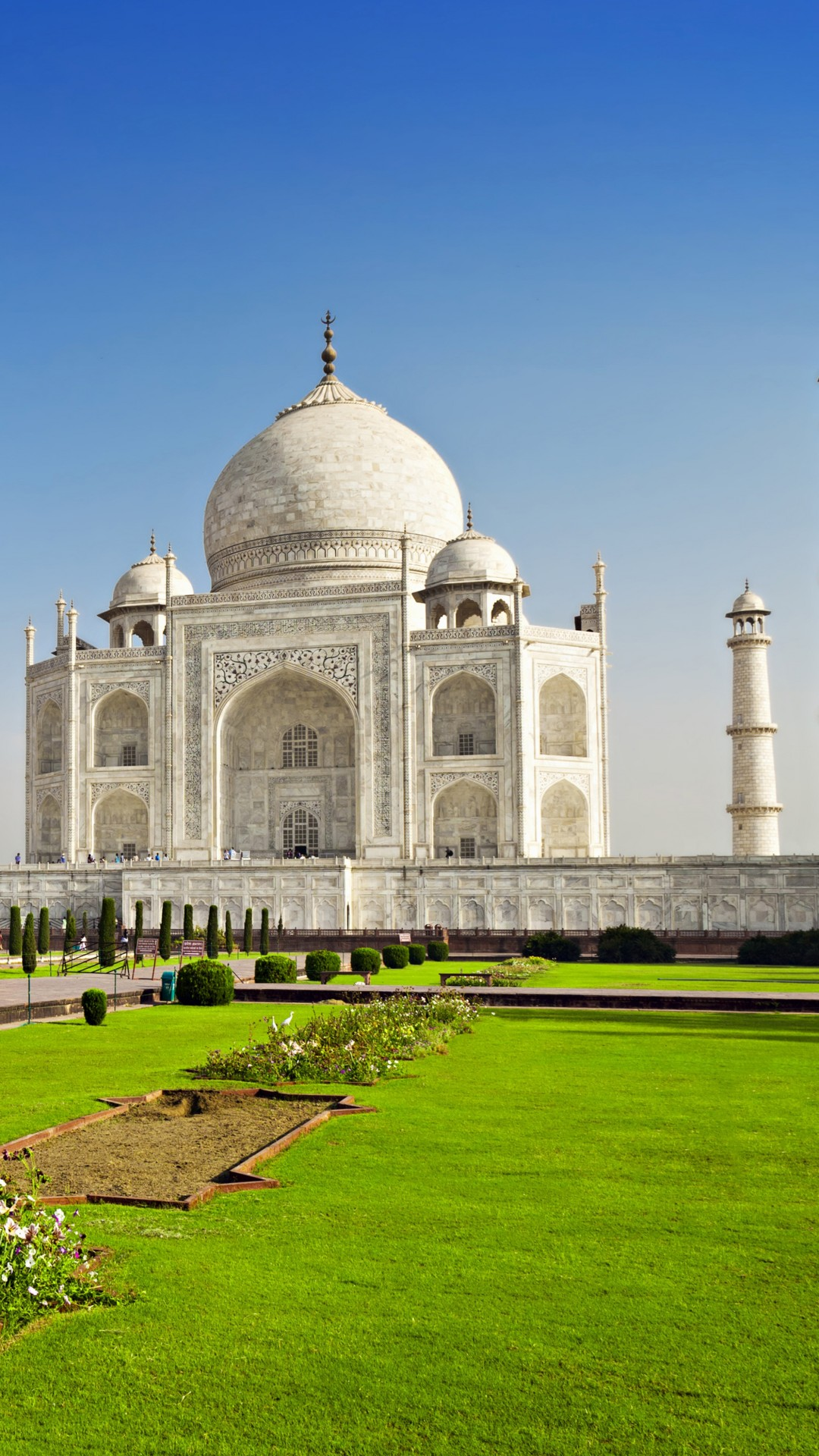 Wallpaper Taj Mahal India Temple Castle Travel Tourism 6k Architecture 14721