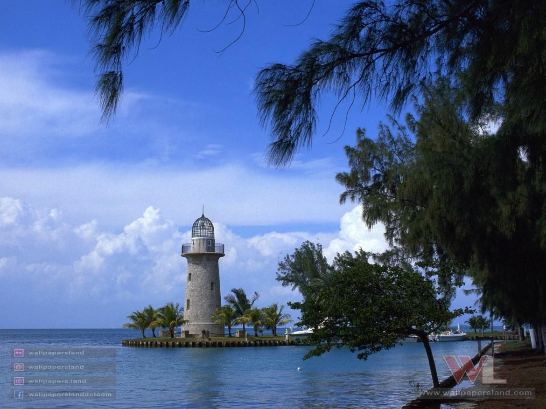 Boca Chita Lighthouse, Biscayne National Park, Florida
