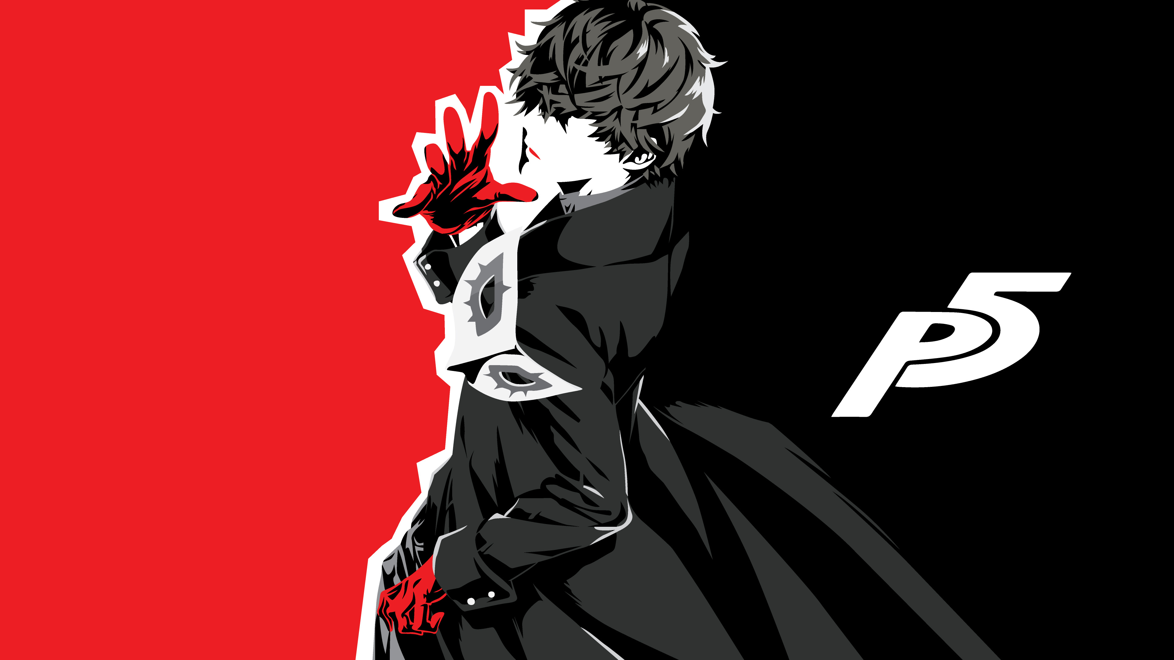Download 3840x2400 Wallpaper Akira Kurusu Protagonist