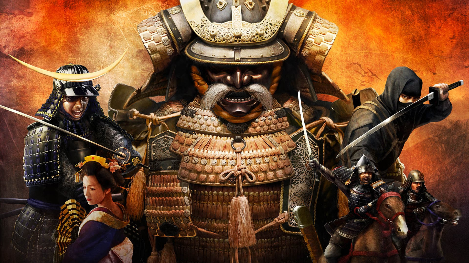 30 Samurai Wallpapers Hd Free Download