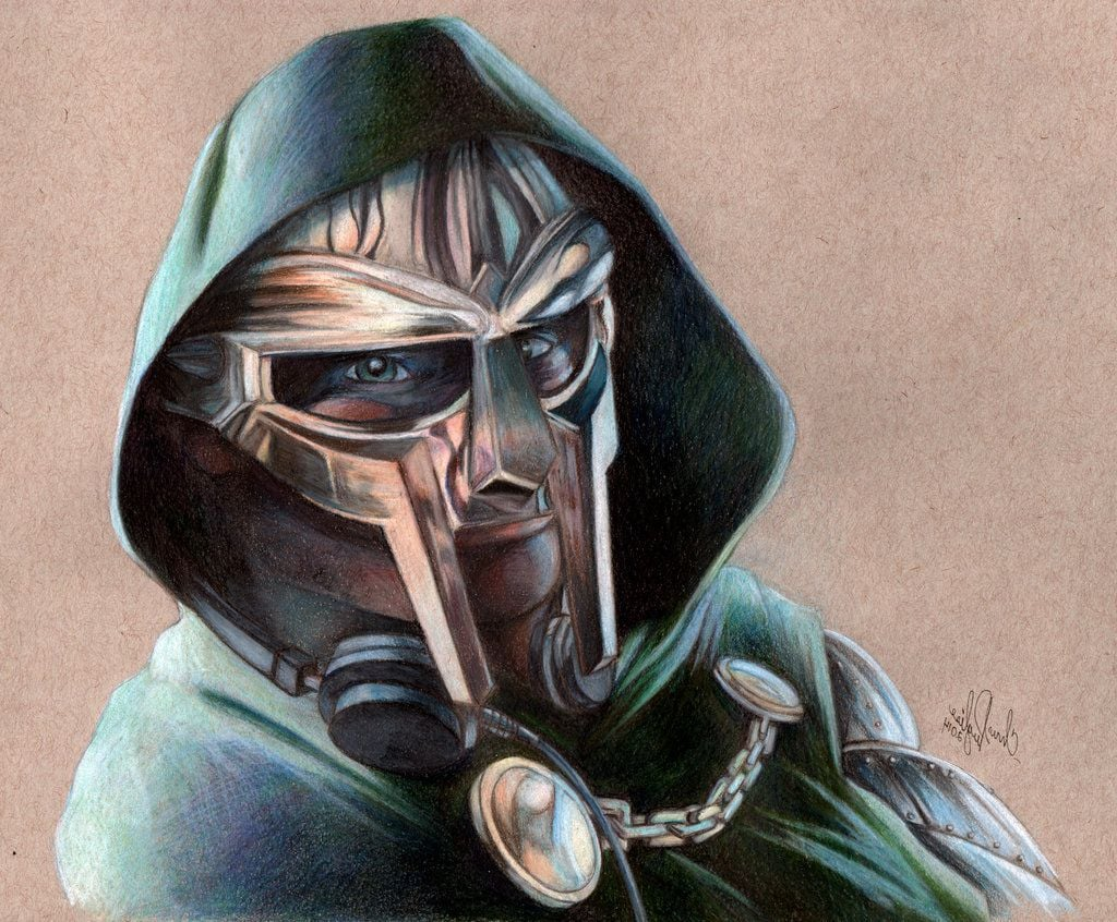 20 Mf Doom Hd Wallpapers Download Viktor Vaughn King