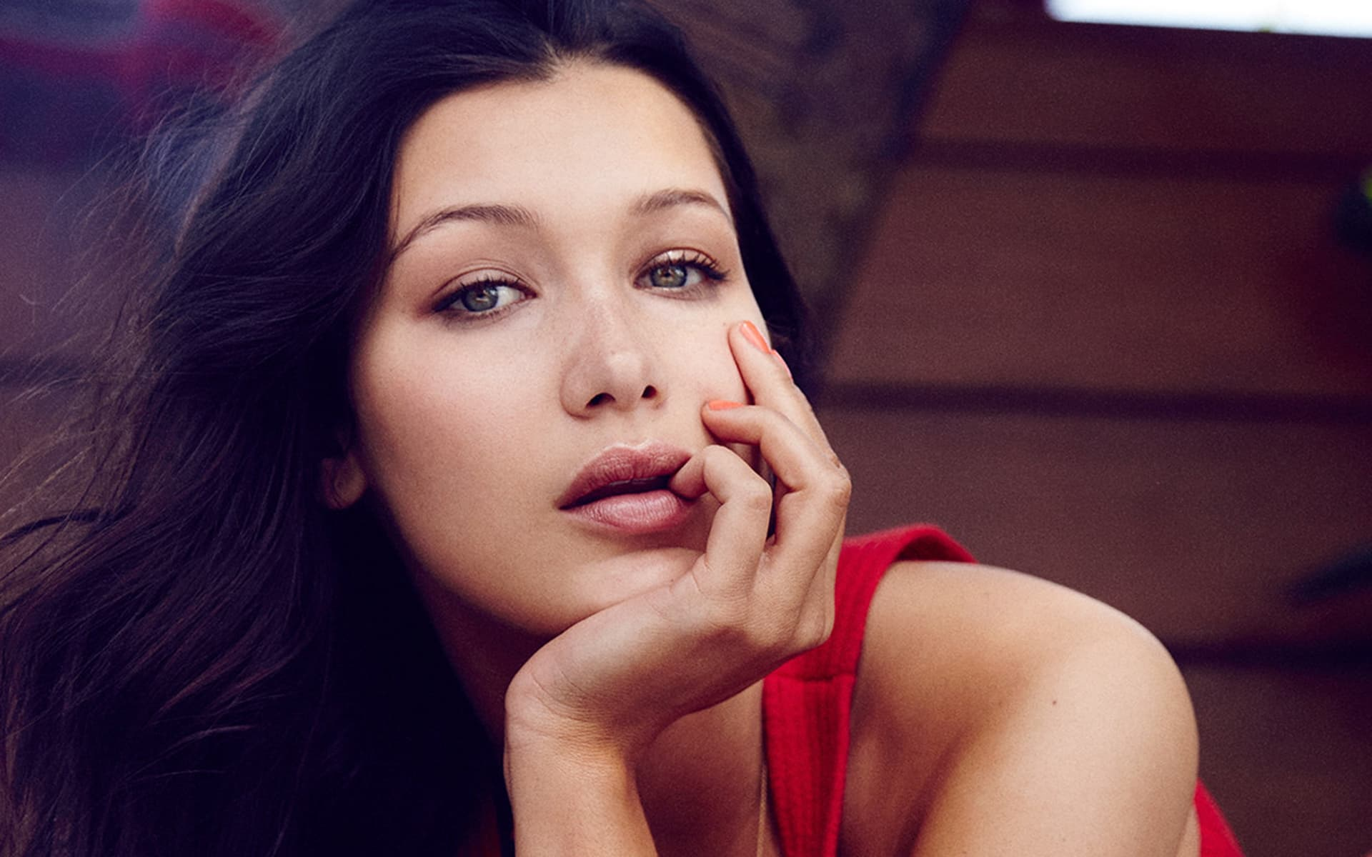 17 Bella Hadid Wallpapers High Quality Resolution Download