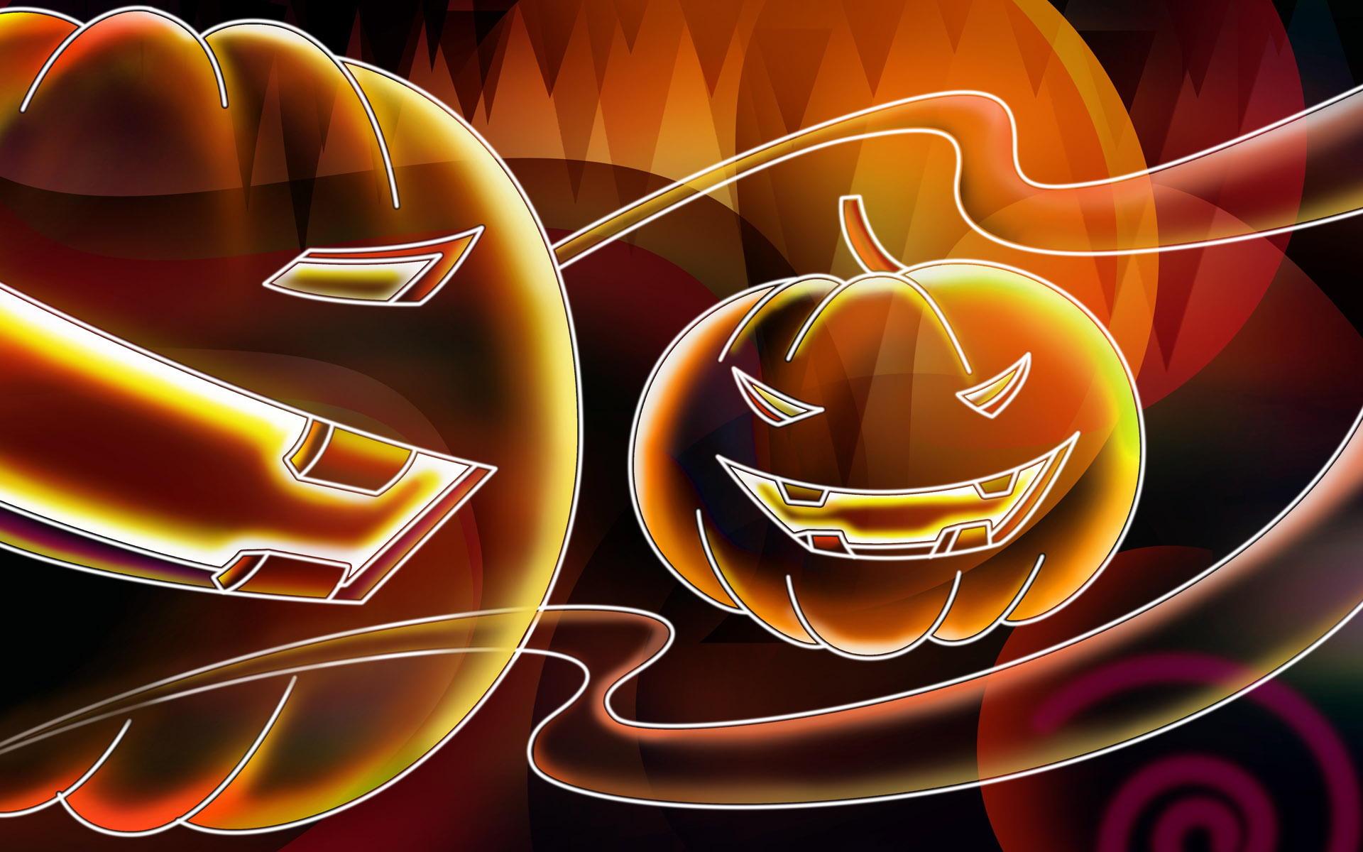 Neon Halloween Wallpapers Neon Halloween Stock Photos
