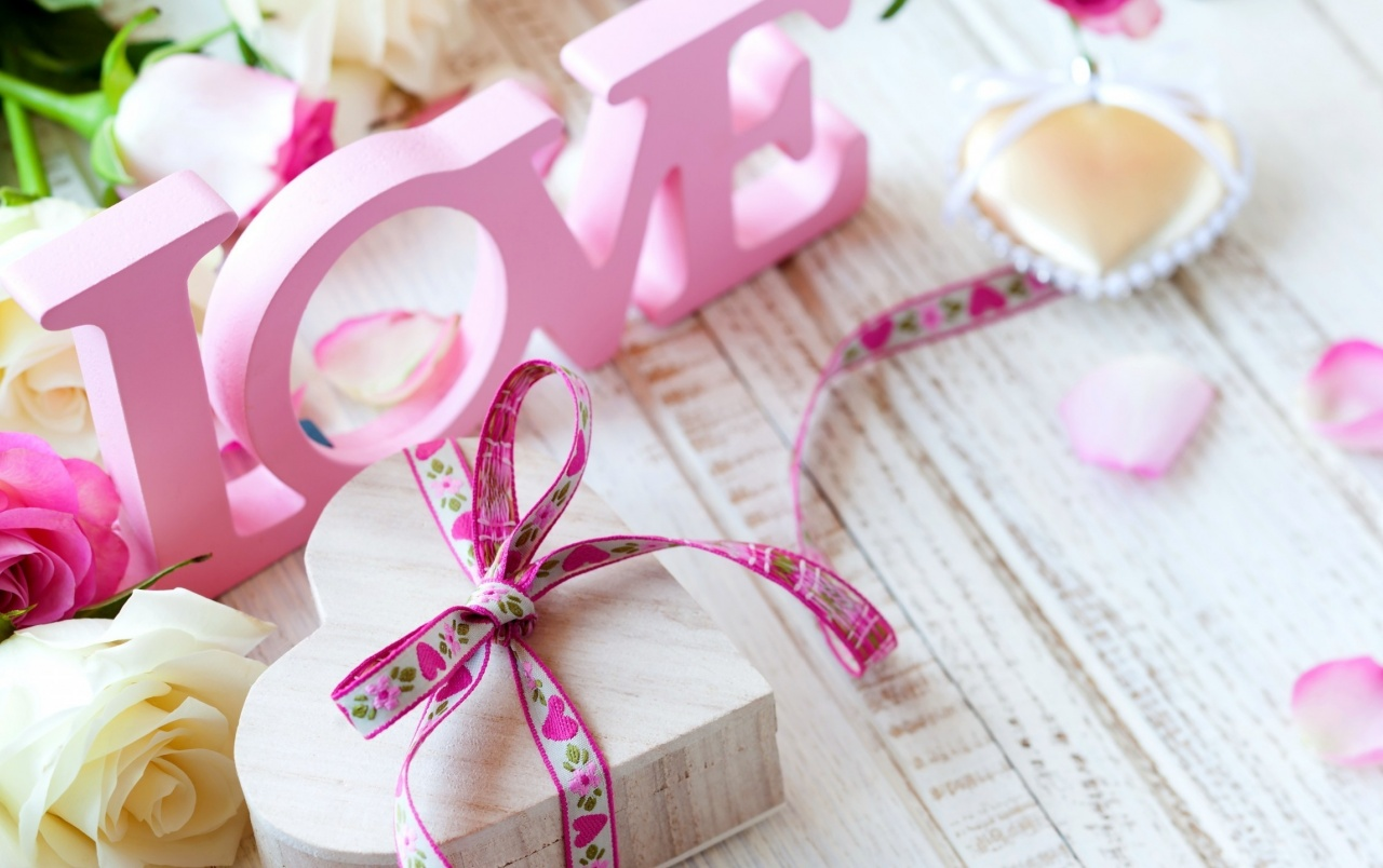 Love Gift Wallpapers Love Gift Stock Photos