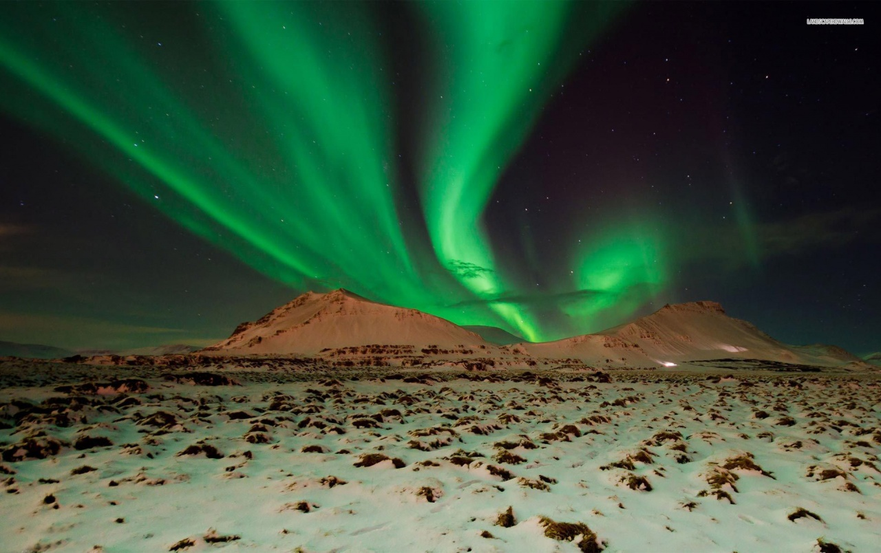 March Northern Lights