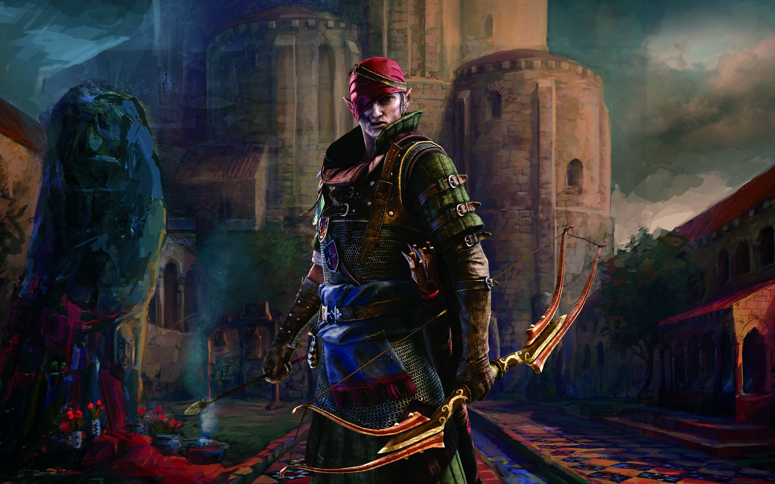 Witcher 2 Wallpapers Witcher 2 Stock Photos