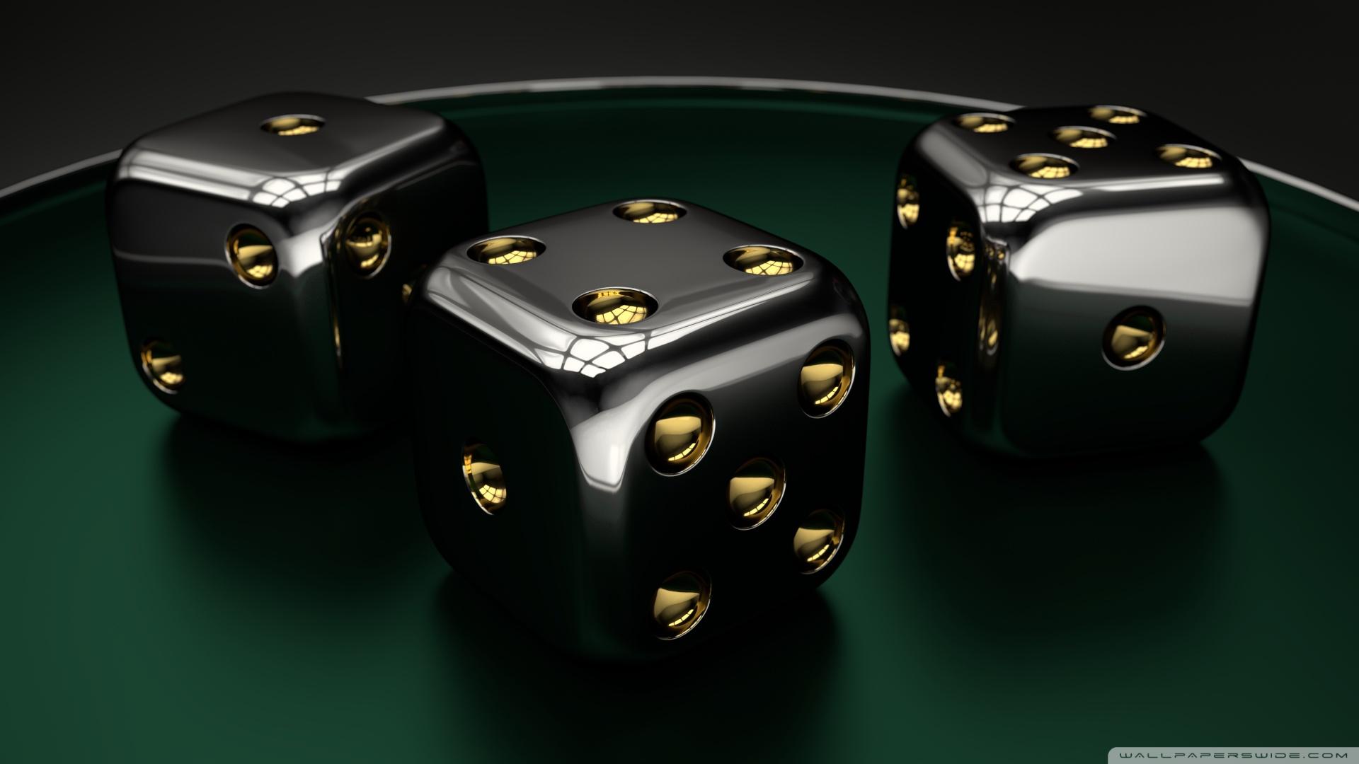 3d dice 04 ❤ uhd desktop wallpaper for ultra hd 4k 8k