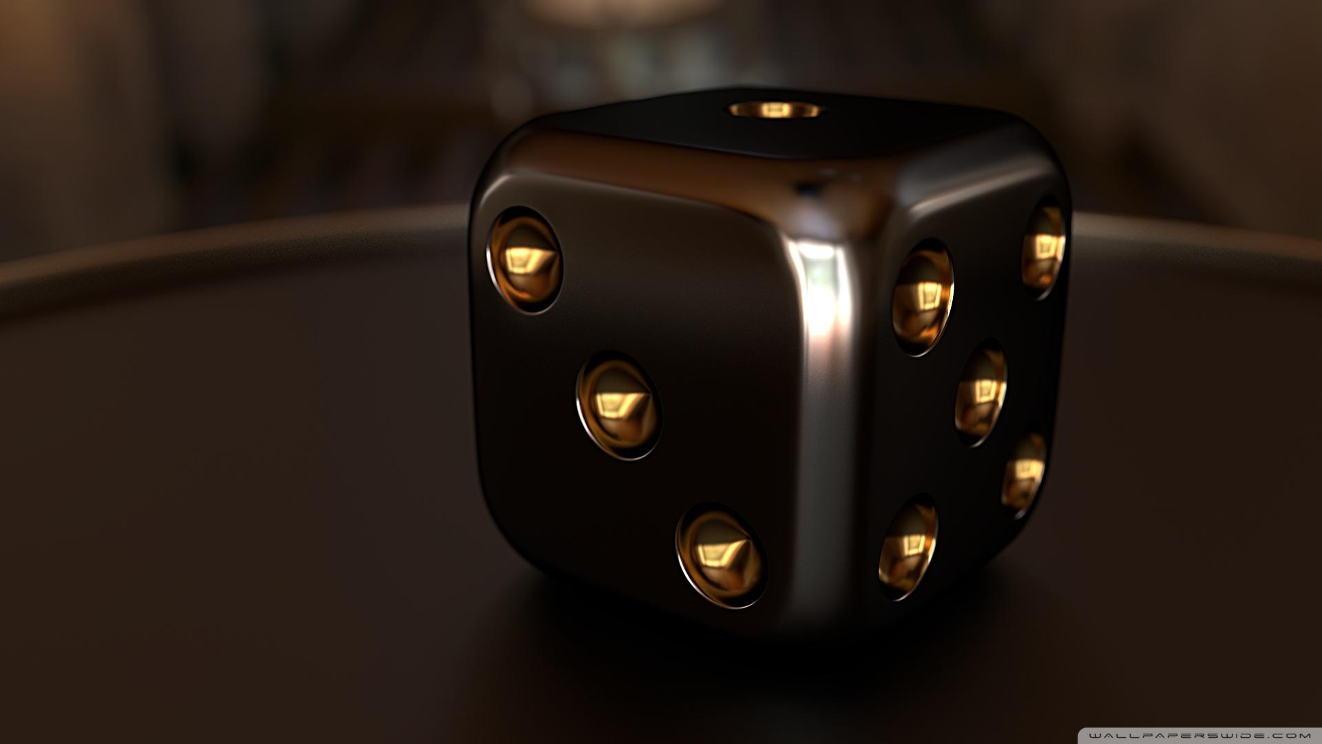 3d dice 10 ❤ uhd desktop wallpaper for ultra hd 4k 8k