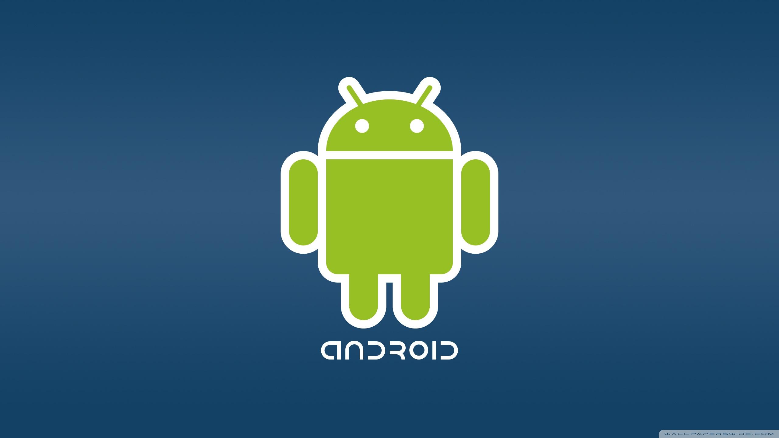 android logo ❤ uhd desktop wallpaper for ultra hd 4k 8k • mobile