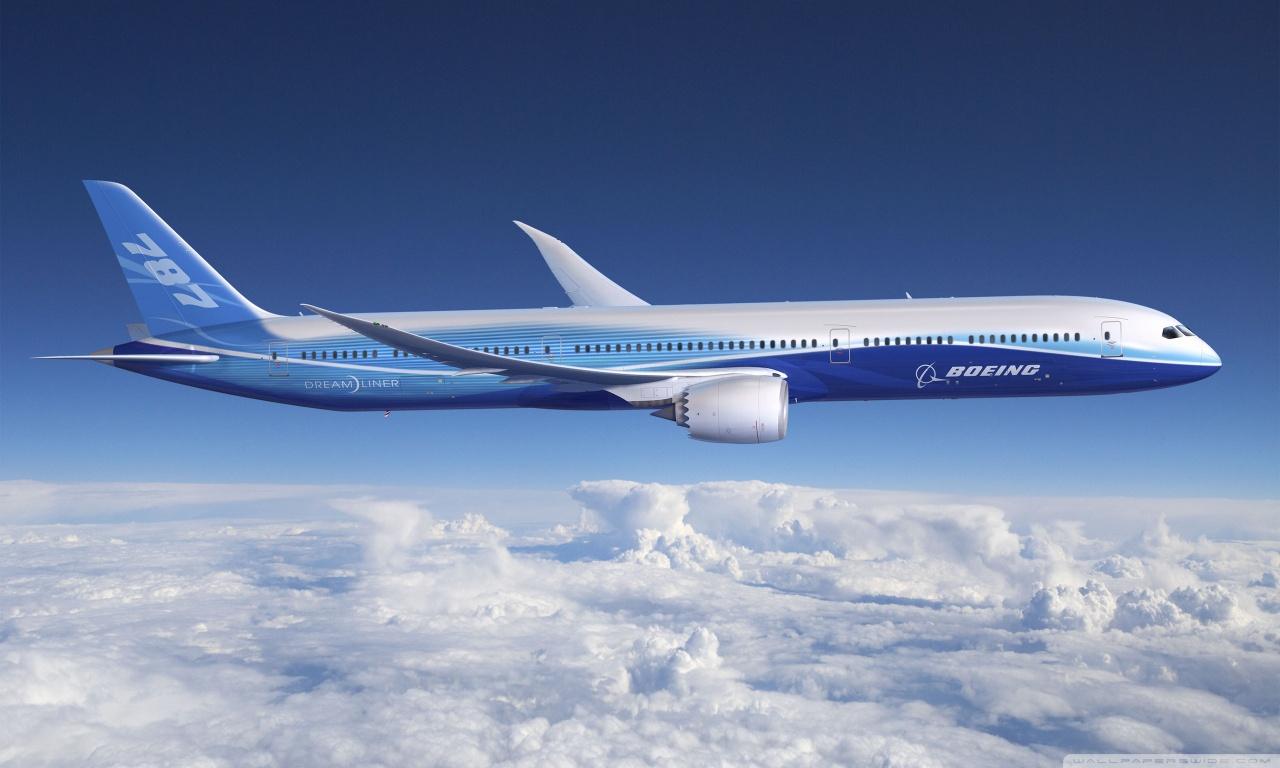 boeing 787 dreamliner ❤ uhd desktop wallpaper for ultra hd 4k 8k