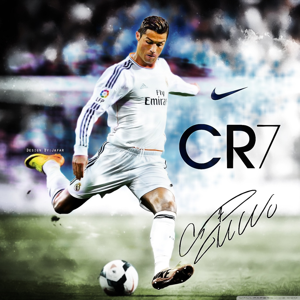 cristiano ronaldo real madrid 2014 ❤ uhd desktop wallpaper for