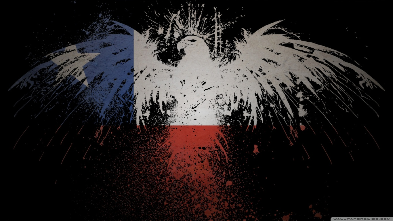 Flag Eagles Chile HD desktop wallpaper : Widescreen : High ...