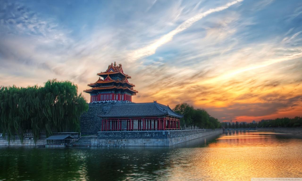Forbidden City, Beijing, China HD desktop wallpaper : High ...