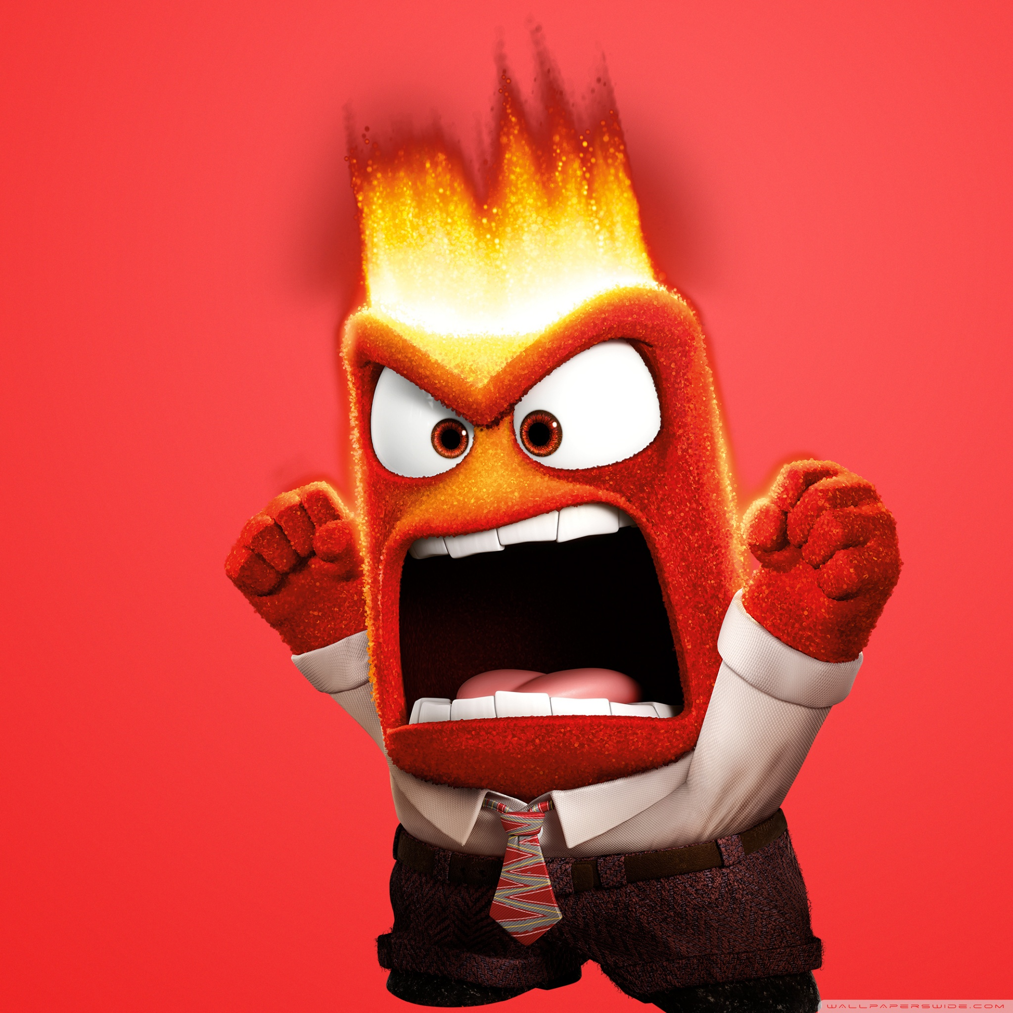 Inside Out Anger