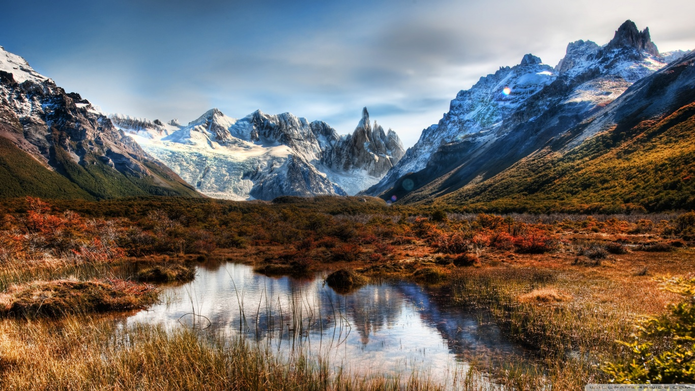 Landscape In Argentina HD desktop wallpaper : High Definition ...