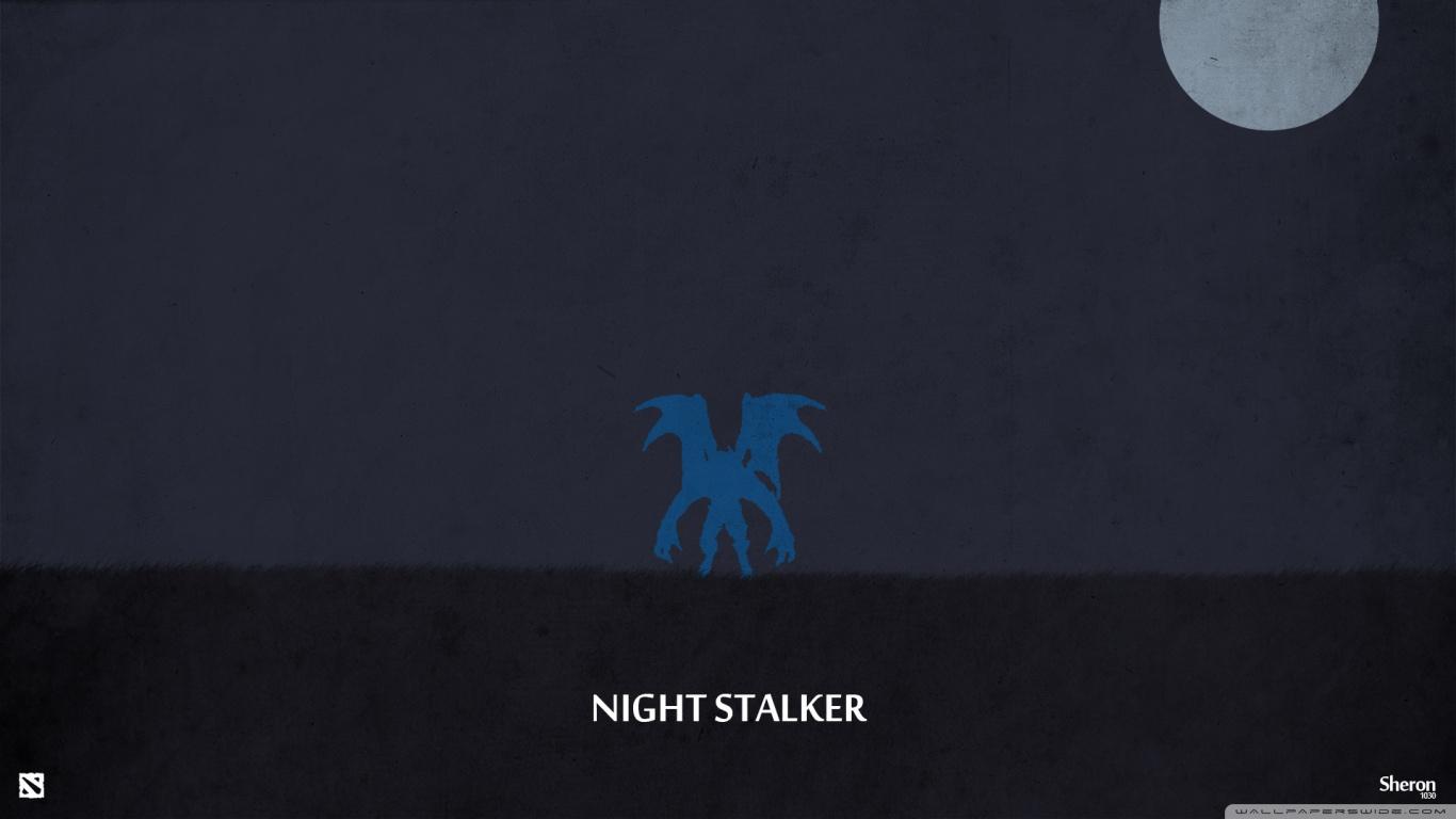 Night Stalker 4K HD Desktop Wallpaper For 4K Ultra HD TV