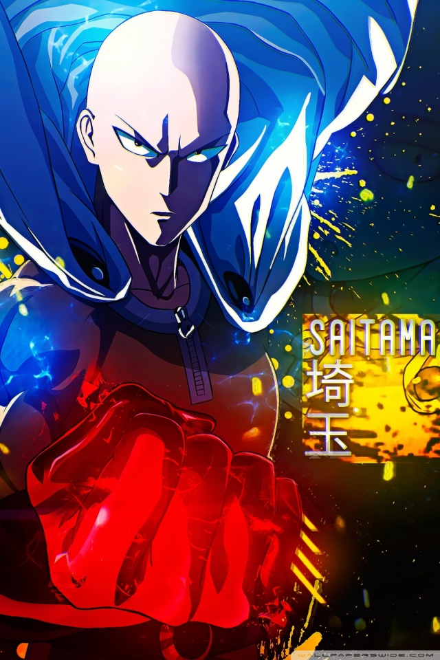 one punch man wallpaper iphone 6 imagewallpapers co