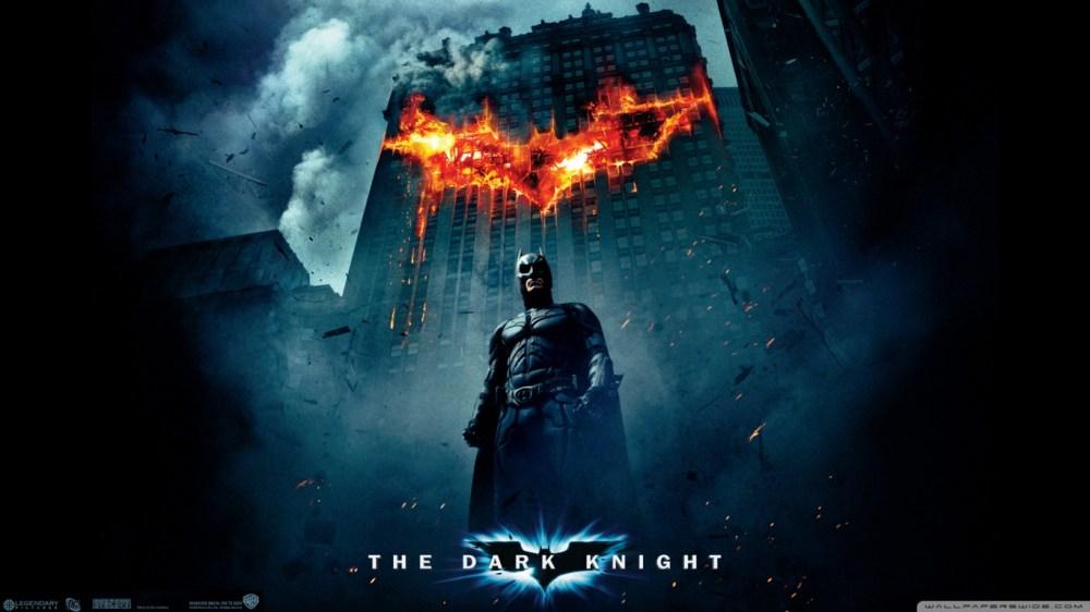 The Dark Knight (1/2)