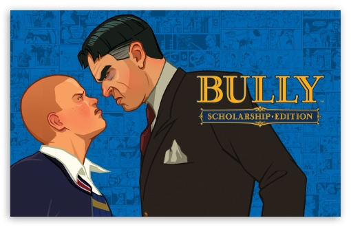 Bully Scholarship Edition HD wallpaper for Standard 4:3 5:4 Fullscreen UXGA XGA SVGA QSXGA SXGA ; Wide 16:10 5:3 Widescreen WHXGA WQXGA WUXGA WXGA WGA ; HD 16:9 High Definition WQHD QWXGA 1080p 900p 720p QHD nHD ; Other 3:2 DVGA HVGA HQVGA devices ( Apple PowerBook G4 iPhone 4 3G 3GS iPod Touch ) ; Mobile VGA WVGA iPhone iPad PSP Phone - VGA QVGA Smartphone ( PocketPC GPS iPod Zune BlackBerry HTC Samsung LG Nokia Eten Asus ) WVGA WQVGA Smartphone ( HTC Samsung Sony Ericsson LG Vertu MIO ) HVGA Smartphone ( Apple iPhone iPod BlackBerry HTC Samsung Nokia ) Sony PSP Zune HD Zen ; Dual 5:4 QSXGA SXGA ;