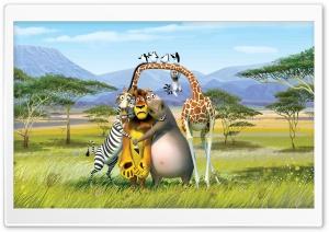 Madagascar The Crate Escape