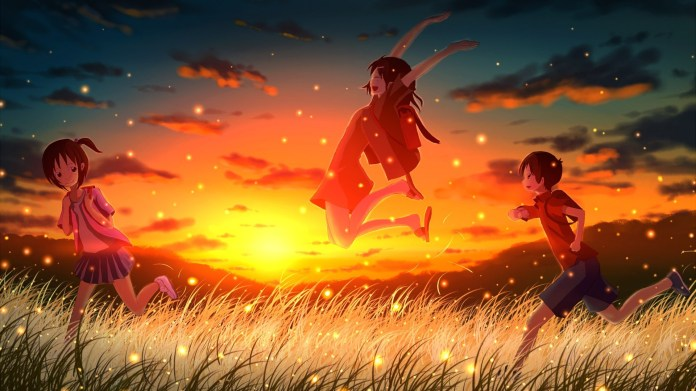 Beautiful Anime Wallpaper ·①