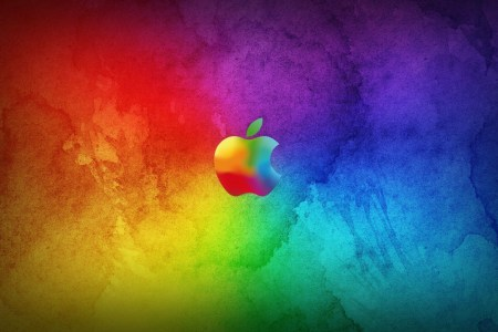 3D Desktop Wallpaper            1920x1080 Free 3d amazing colorful apple logo hd desktop wallpapers download