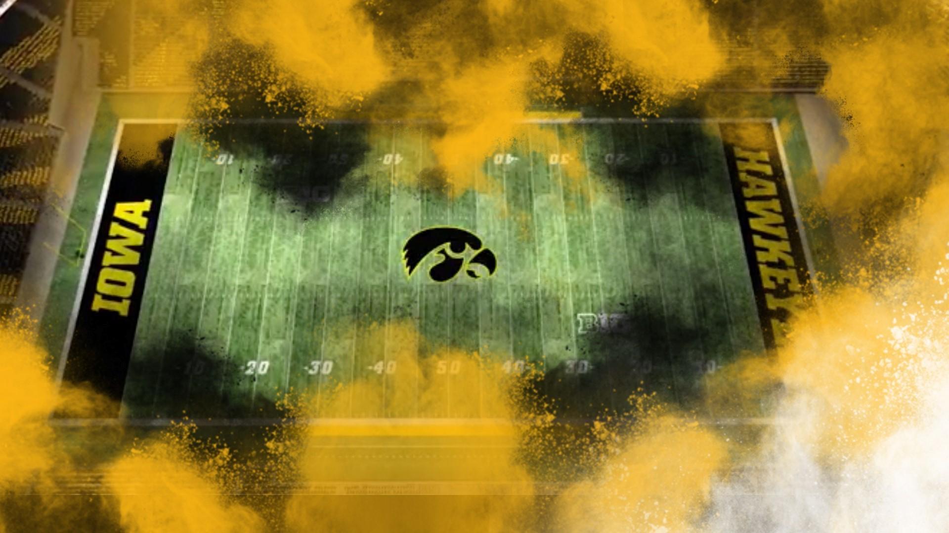 Iowa Hawkeyes Football Stadium Wallpaper