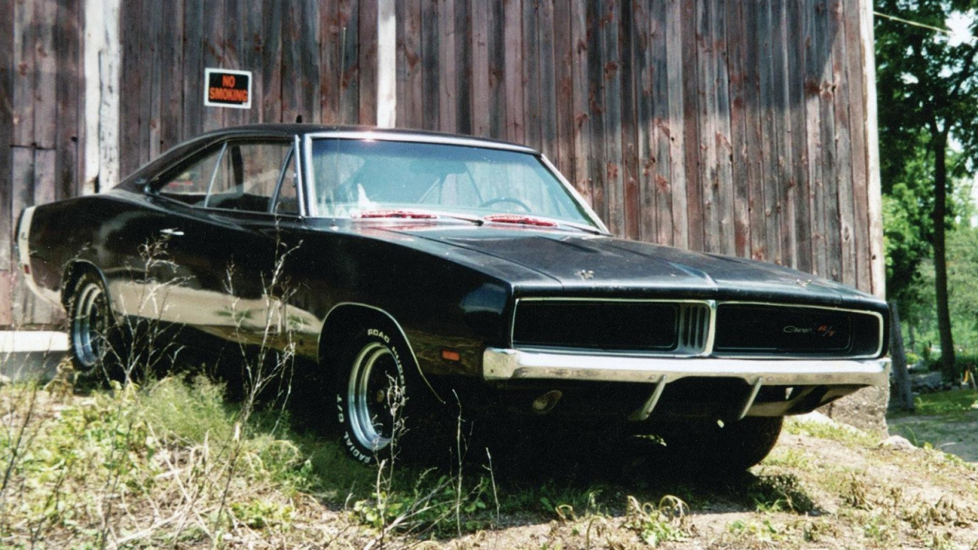 1969 Dodge Charger Wallpaper