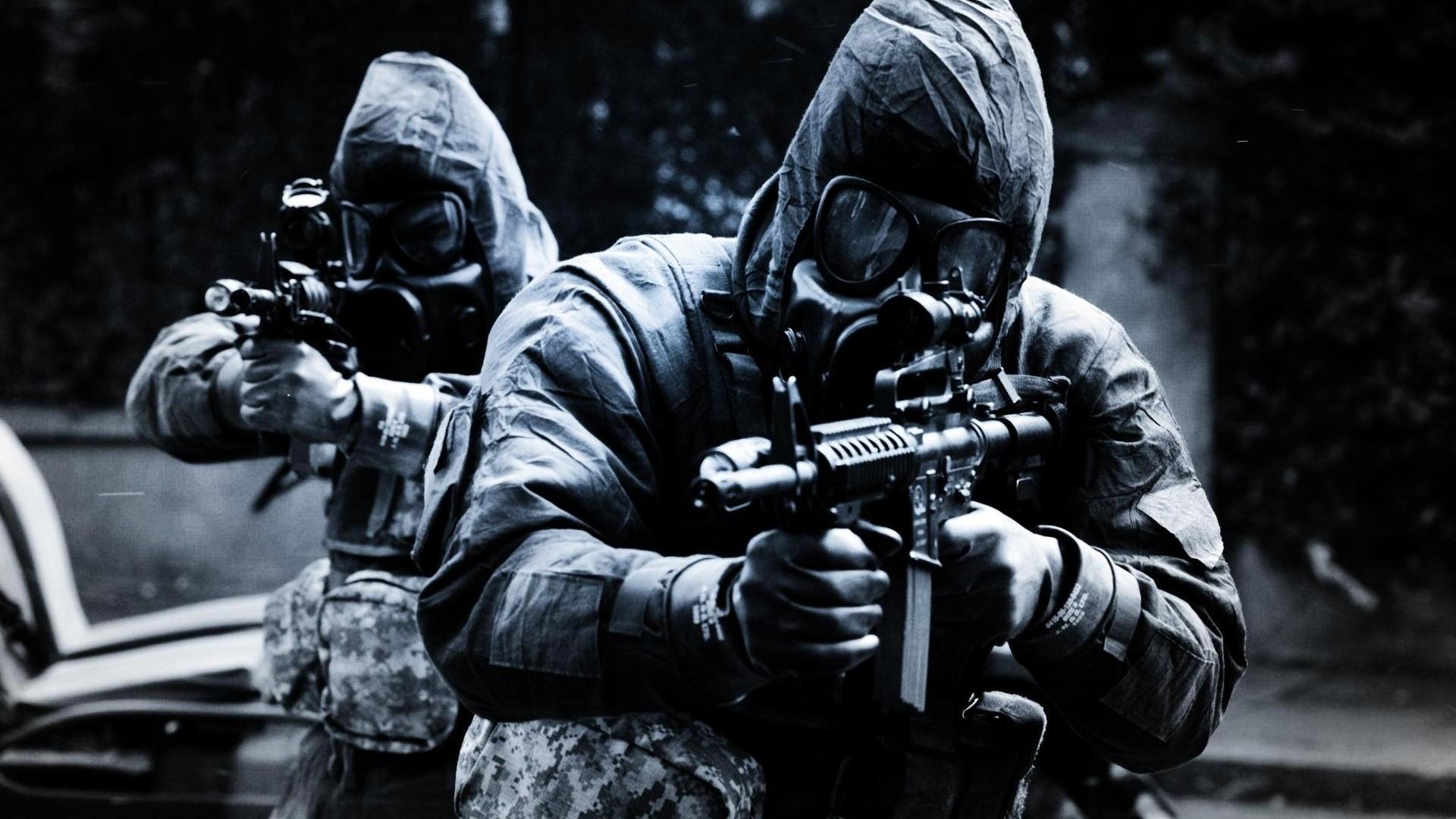Gun Counter Strike Wallpaper