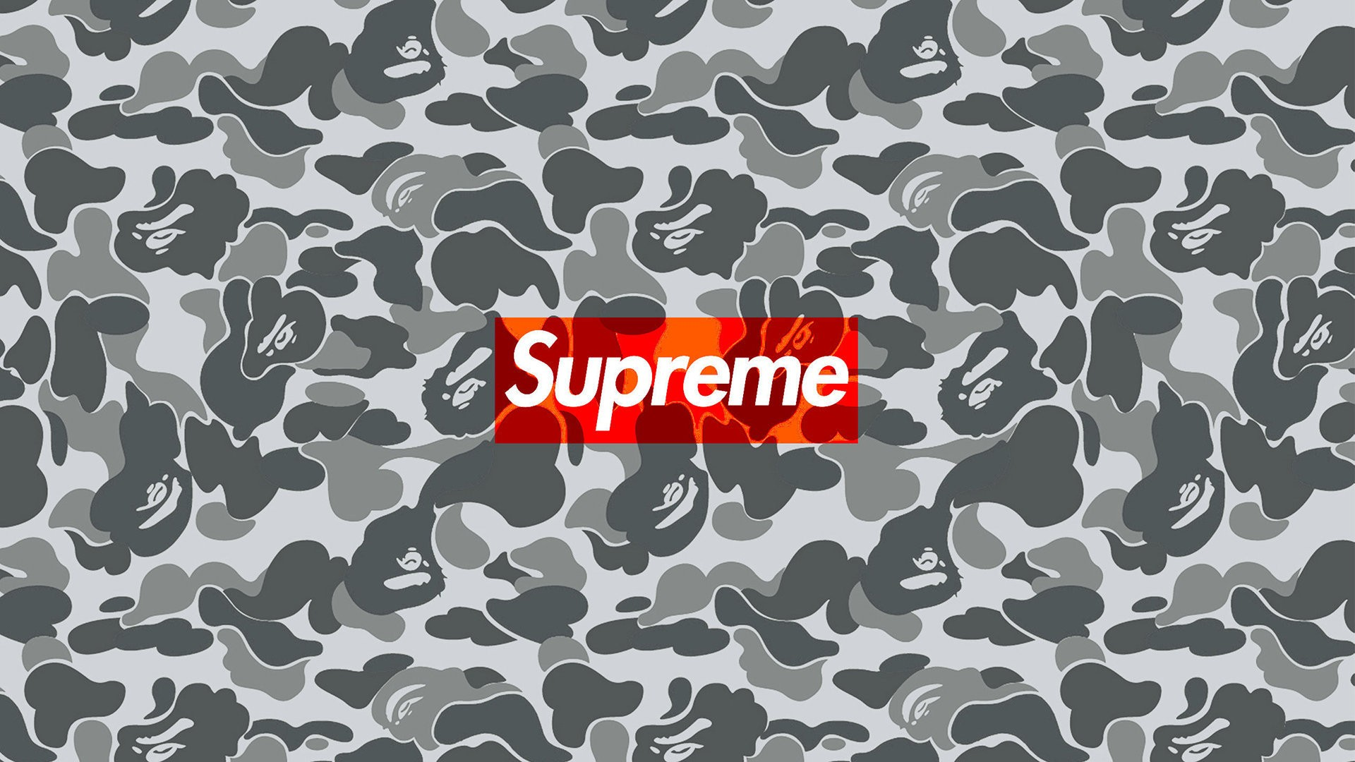 Supreme wallpaper            Download free High Resolution backgrounds for     1920x1080 Supreme Bape Camo