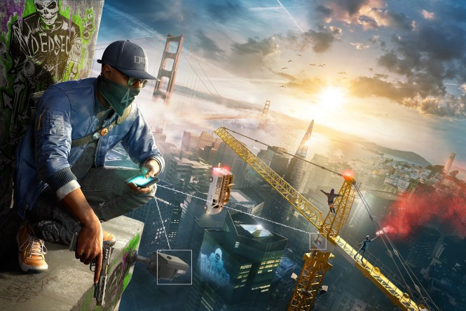 Watch Dogs 2 Wallpapers For Mobile The Best Hd Wallpaper