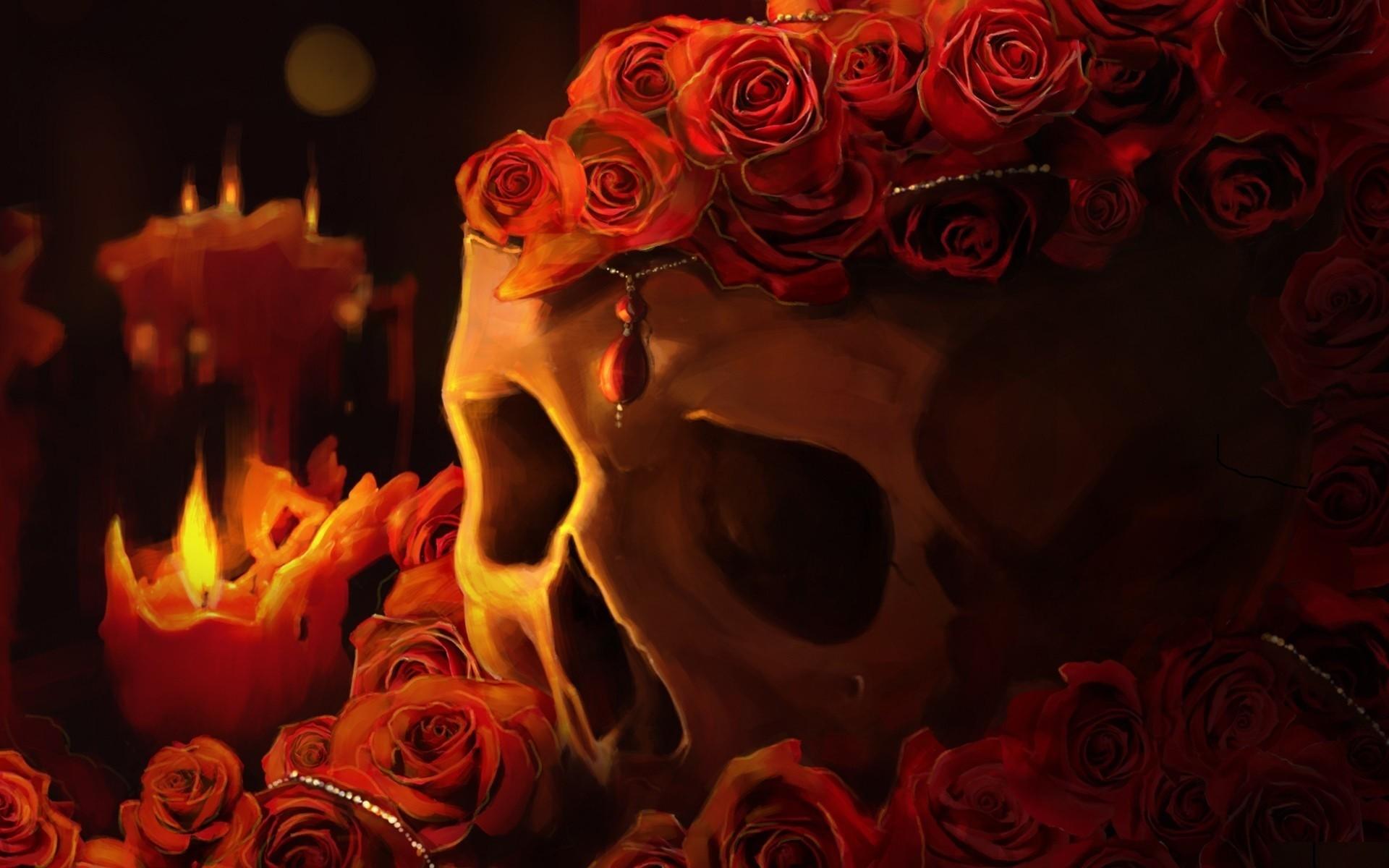 8 Skulls Live Wallpapers Windows