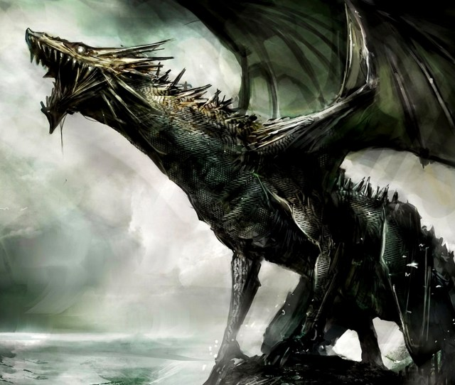 2560x1600 Screaming Dragon Exclusive Hd Wallpapers 4278