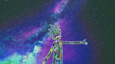 33+ Rick and Morty wallpapers ·① Download free cool High ...