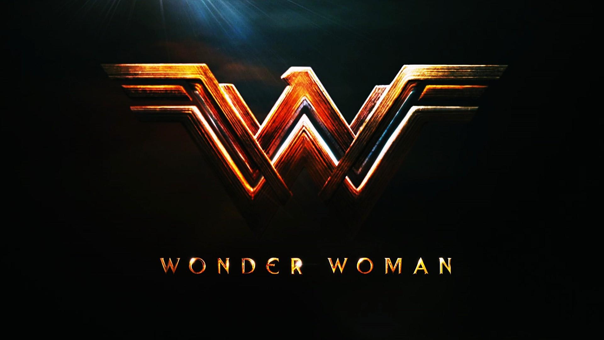 Wonder Woman Logo Wallpaper
