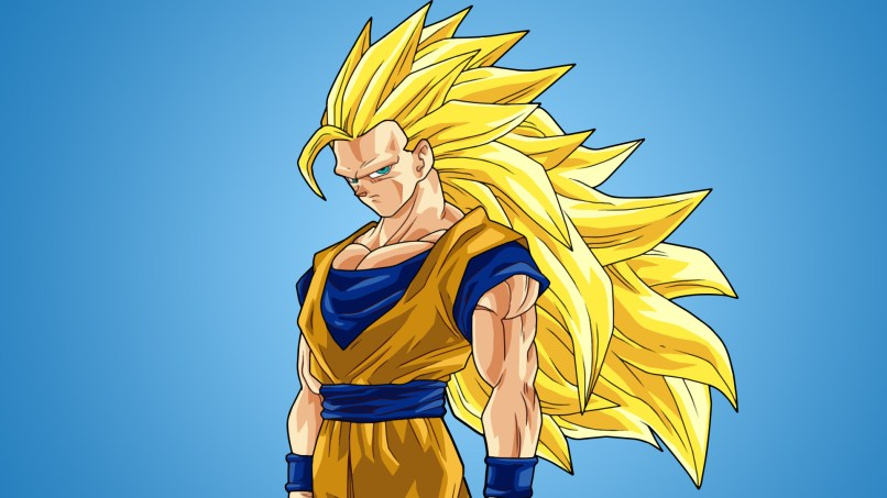 Goku Super Saiyan 3 Hd Wallpapers 1080p