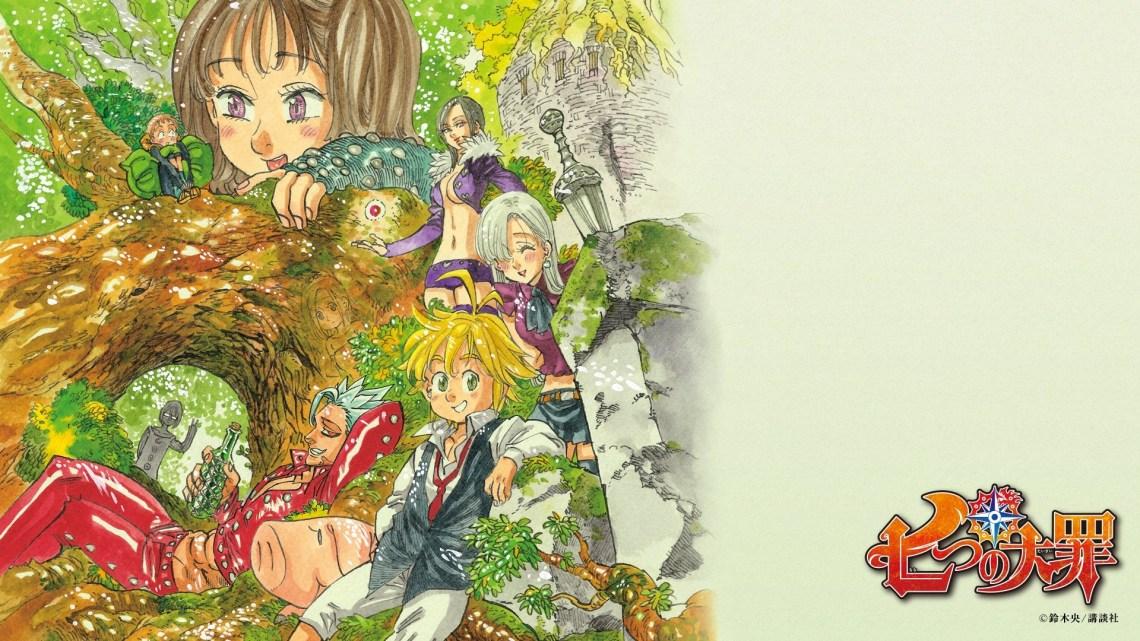 Wallpaper Hd Android Anime Nanatsu No Taizai