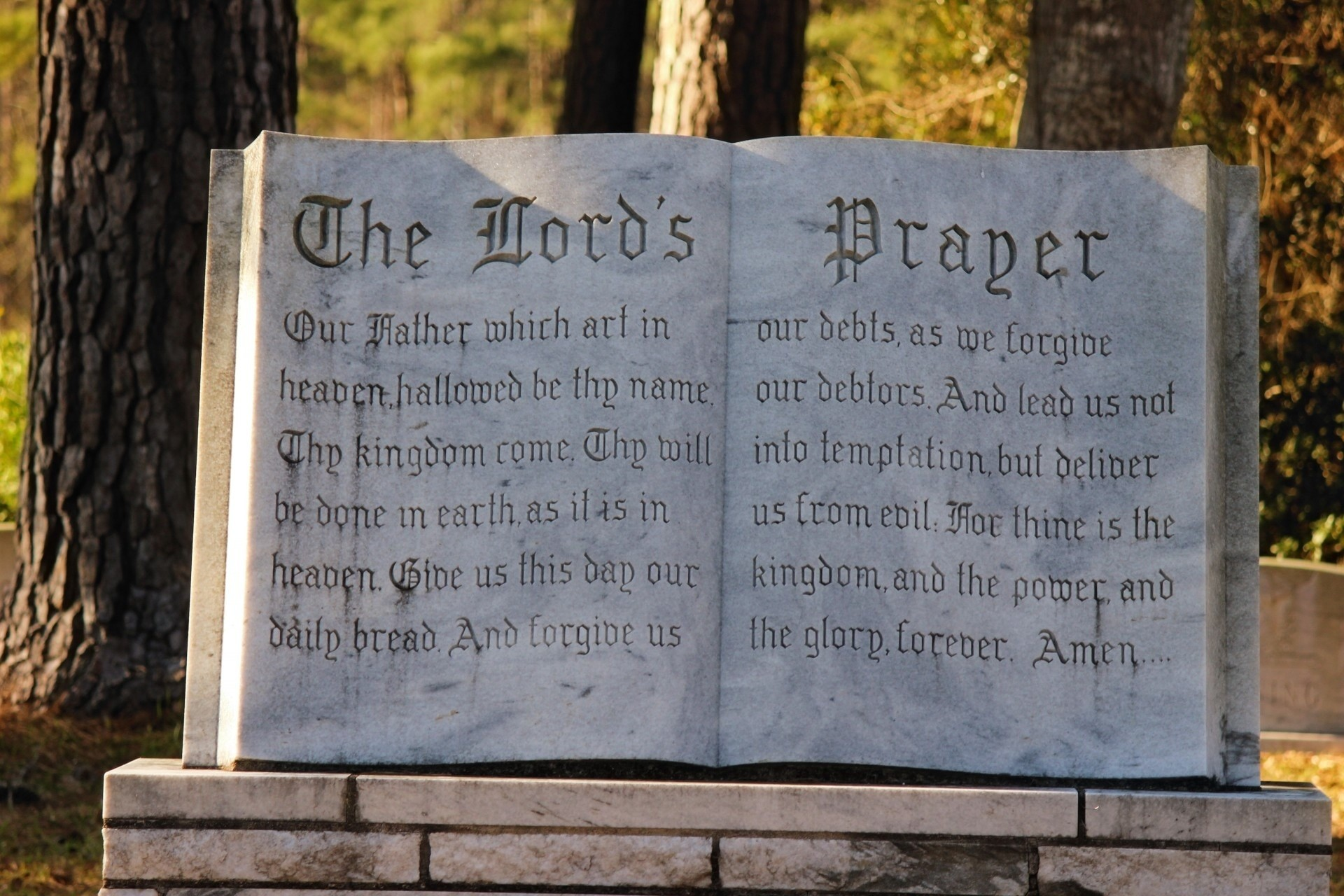 Lords Prayer Wallpaper Wallpapertag