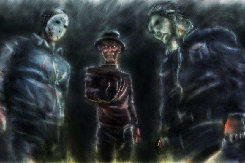 Jason Freddy Animated Vs