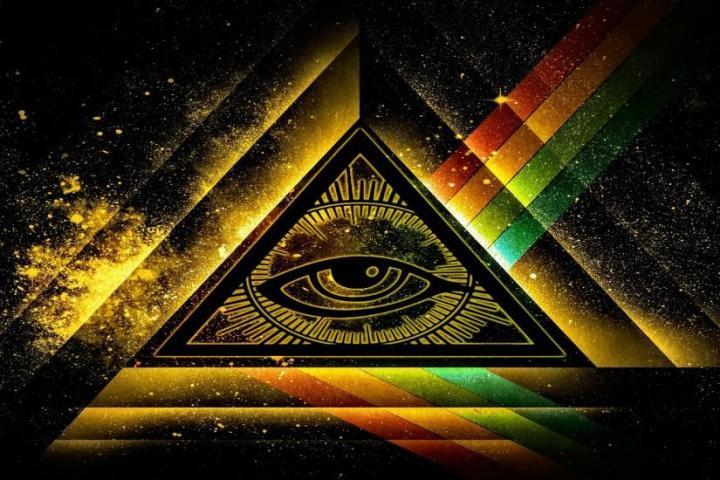 Illuminati wallpapers for mobile phones allofpicts illuminati wallpaper free beautiful hd backgrounds voltagebd Gallery
