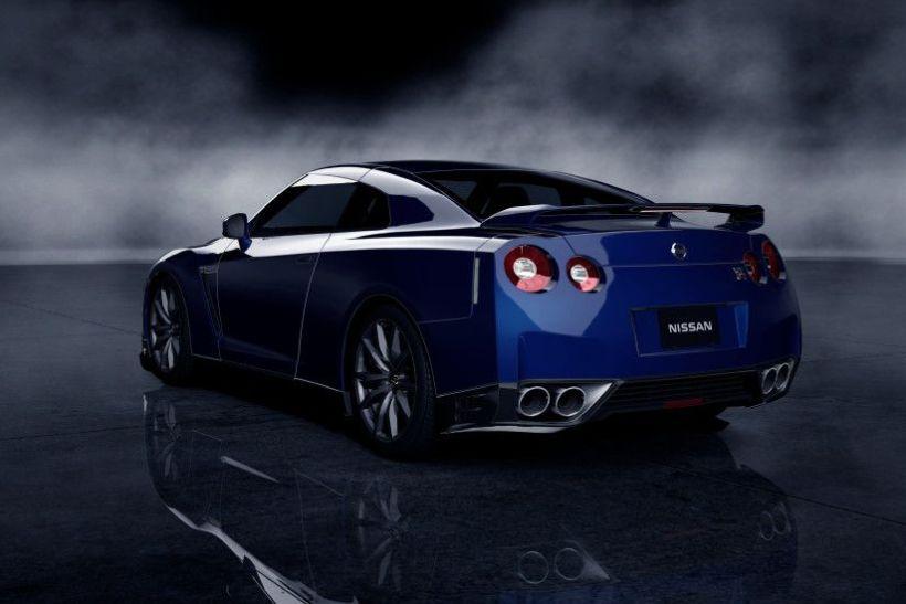 Nissan Gtr R35 Wallpaper 1080p Shareimages Co