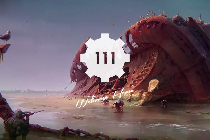 Fallout 4 Concept Art Wallpaper Download Free Amazing
